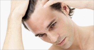 Fixing a receding hairline