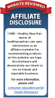 Healthy New Hair Disclosure Policy